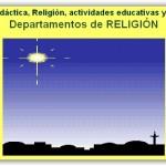Web con actividades para el área de Religión