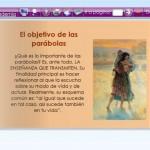 Cuaderno digital: «Las parábolas de Jesús»